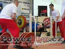Jaroslav Jirout, 210kg