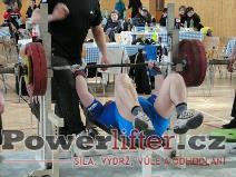 Jiří Furch, 135kg