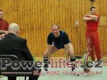 Jiří Opluštil, 200kg