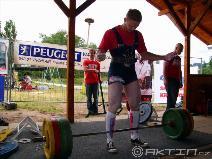 Jiří Tkadlčík, 305kg