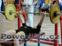 Jitka Mašková, 57,5kg
