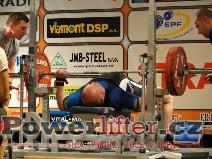 József Pécsi, HUN, 175kg