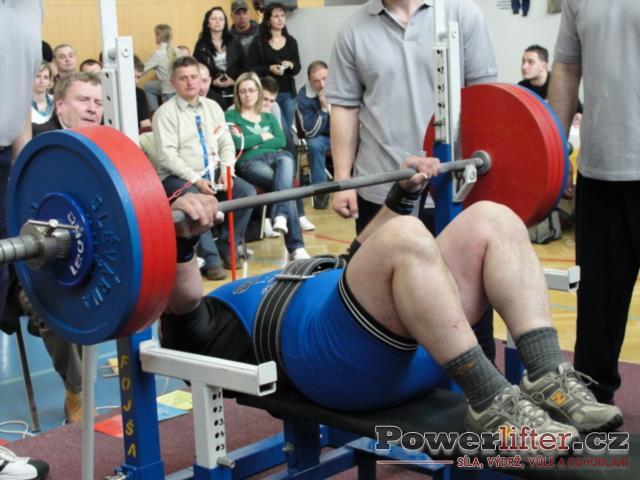 Khalid Ghazal, 220kg