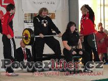 Libuše Leiblová, 110kg