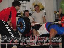 Martin Biháry, 172,5kg