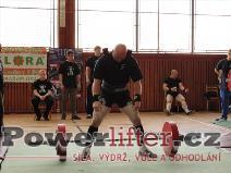 Martin Turek, mrtvý tah 200kg