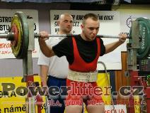Michal Polák, 160kg