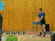 Michal Sicha, 145kg
