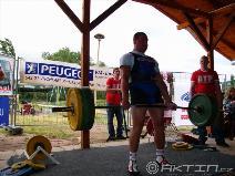 Miroslav Klus, 250kg