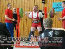Pavel Kantořík, 245kg