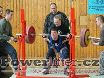 Petr Šafarčík, 145kg