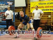 Petr Šafarčík, 202,5kg