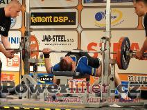 Petteri Hakkarainen, FIN, 170kg
