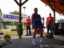 Roman Krejčík, 230kg