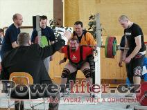 Roman Svoboda, 250kg