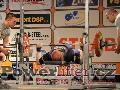 Ronald Braak, NED, 162,5kg