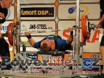 Seppo Norpila, FIN, 192,5kg