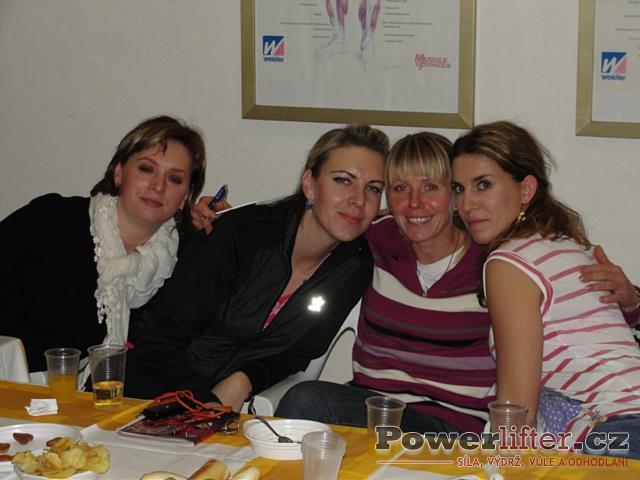 Stejskalová, Nytrová, Biolková, Hercíková