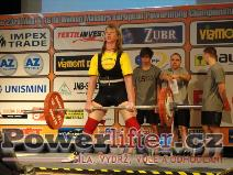 Sybille Hampel, GER, 135kg