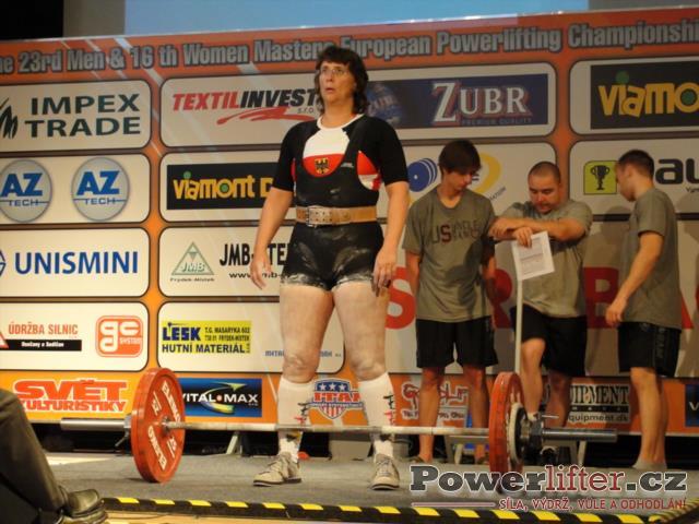 Sylvia Wunderlich, GER, 140kg