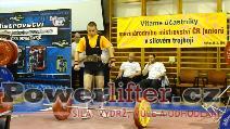 Petr Kovařík, 155kg
