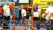 Peter Němček, 200kg, SK