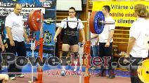 Marcel Murárik, 220kg