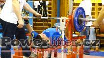 Robert Kuchárik, 120kg, SK