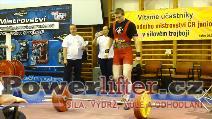 Petr Buchtík, 205kg
