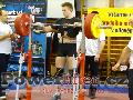 Ondřej Houžvička, 255kg