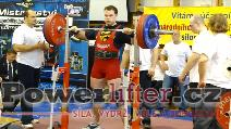Tomáš Pilík, 220kg