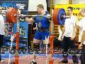 Antonín Aulický, 320kg