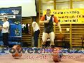 David Lupač, 300kg
