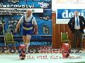 Bedřich Řechka, 250kg