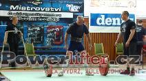 František Michalczyk, 160kg