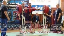Milan Greguš, 290kg