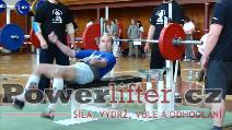 Petr Zámečník, 125kg