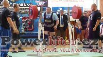 Jiří Gryga, 280kg