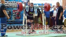 Jiří Gryga, 290kg