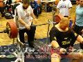 Milan Špingl, benč 310kg, pokus o rekord