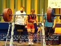 Karel Ruso, dřep 265kg