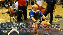 Stanislav Balvín, benč 210kg