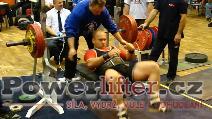Antonín Pavlovec, benč 205kg