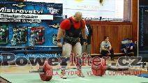 Jaroslav Jirout, mrtvý tah 280kg