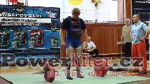 Pavel Uher, mrtvý tah 240kg