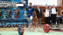 Petr Vlach, mrtvý tah 270kg