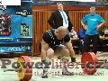 Antonín Pavlovec, mrtvý tah 255kg