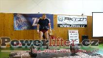 Denis Šindel, 260kg