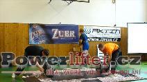 Pavel Uher, 270kg