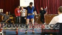 Štěpán Kučera, mrtvý tah 145kg